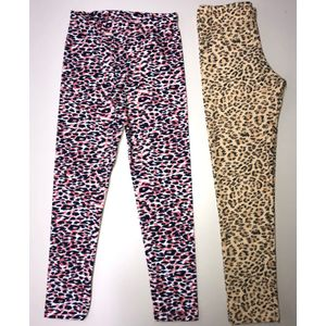 Legging 1004.1 Estampada Fem Inf.