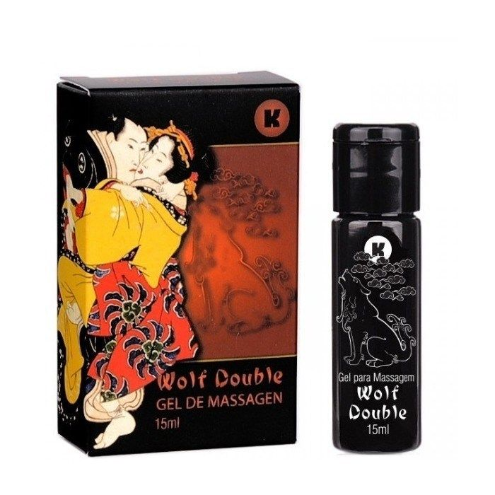 KGEL WOLF - DOUBLE 15ML K-GEL