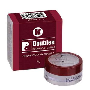 CREME DOUBLEE EXCITANTE HOT - ICE 7G K IMPORT