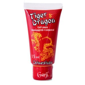 Tiger Dragon Chinesinha Bisnaga 15ml - Garji