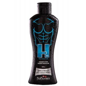 Sabonete Intimo Masculino H Ice 130ml - Hot Flowers