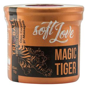 Bolinha Funcional Magic Tiger Triball - Soft Love 101468