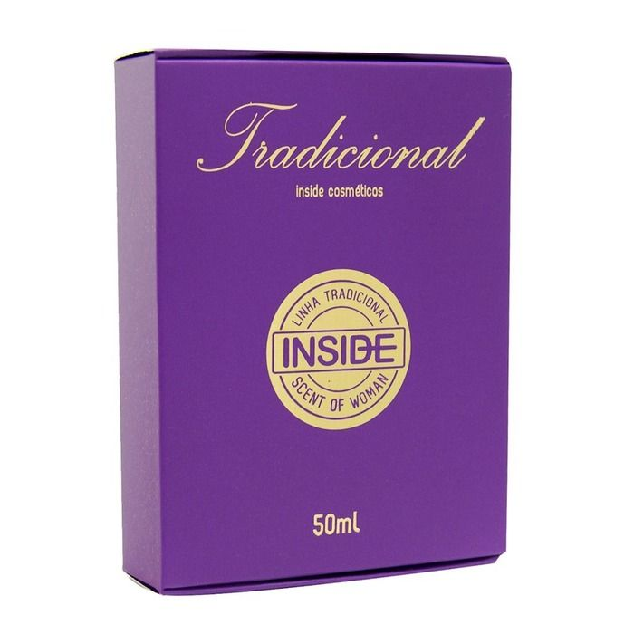 Perfume Feminino Pulple 50ml - Inside