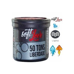 SOFT BALL TRIBALL 50 TONS DE LIBERDADE - 03 UN - SOFT LOVE