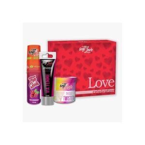 KIT LOVE CELEBRATION COM 03 ITENS - SOFT LOVE