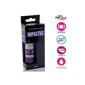 Spray Impactus (Aumenta Volume ) 15ml - Soft Love