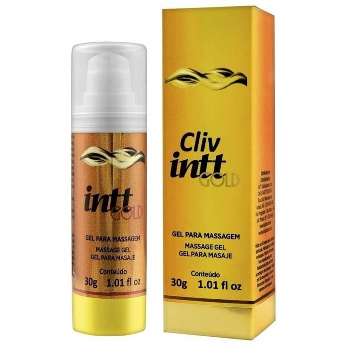 Cliv Gold Extra Forte Anestésico Anal 30ml - intt