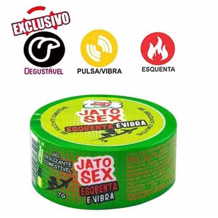 jato sex esquenta e vibra 7g - pepper blend