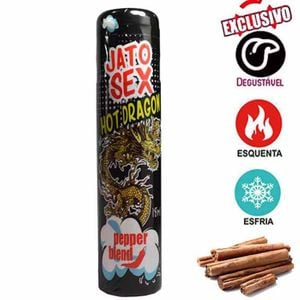 Jato Sex Hot Dragon 18ml - Pepper Blend