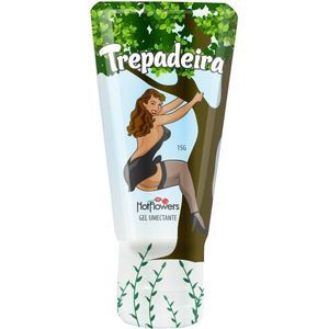 TREPADEIRA EXCITANTE FEMININO 15G- HOT FLOWERS