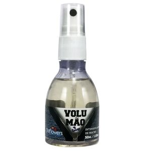 VOLUMÃO INTENSIFICADOR DE MACHO SPRAY 50ML HOT FLOWERS