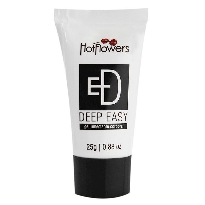 Anestésico Vasodilatador Deep Easy 25G - Hot Flowers -