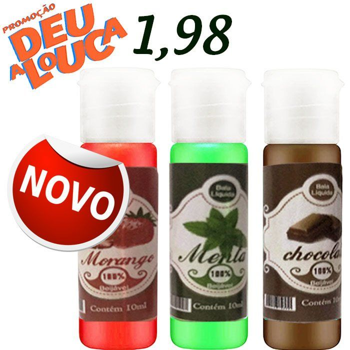 GEL BEIJÁVEL AROMAS HOT 10ML - PSEX