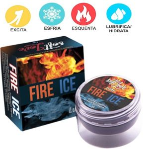 Pomada Fire Ice Excitante 4G - Soft Love 100376