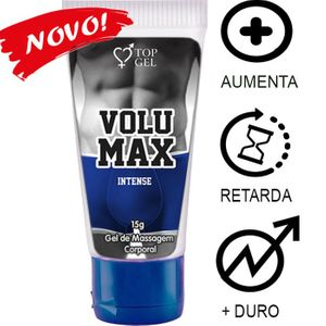 VOLUMAX INTENSE (AUMENTA E PROLONGA) 15ML -TOPGEL 101917