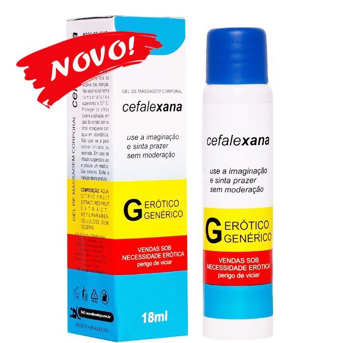 CEFALEXANA  18ML SECRET LOVE