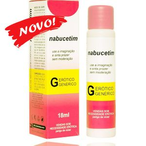 NABUCETIM  LUBRIFICANTE COMESTIVEL18ML SECRET LOVE