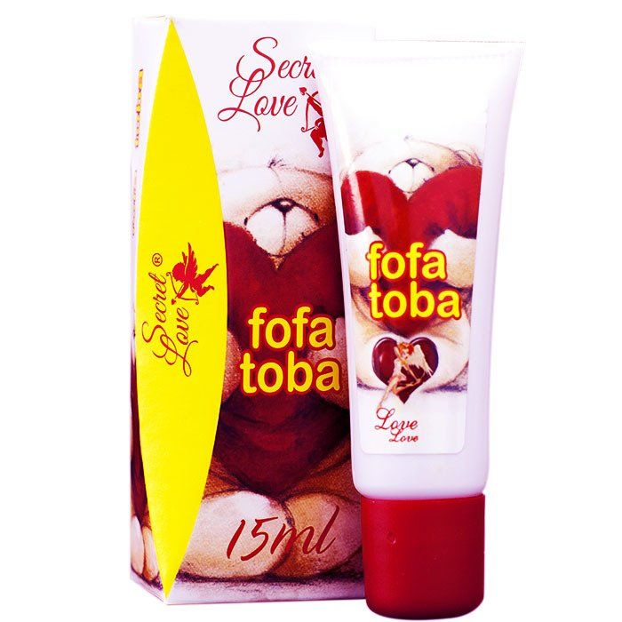 FOFA TOBA ANESTÉSICO  15G -  SECRET LOVE