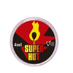 SUPER HOT (EXCITANTE ESQUENTA) 4G - TOPGEL