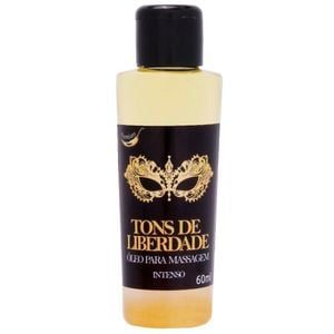 ÓLEO TONS DE LIBERDADE SEDUCTION GOLD 60ML - CHILLIES
