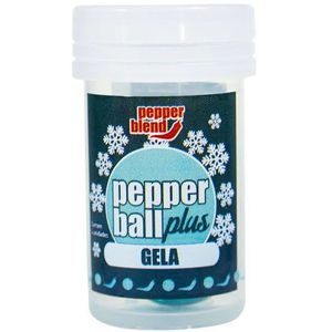 PEPPER BALL PLUS - GELA C/ 2 UNIDADES