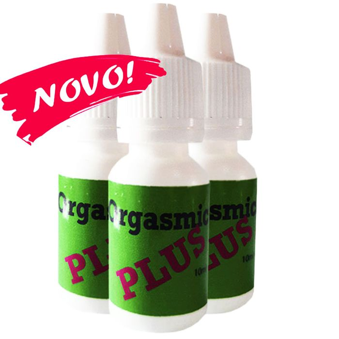 ORGASMIC PLUS EXCITANTE LUBRIFICANTE 10ML - PSEX
