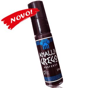 Analliz Grego Profundo Spray (Excitante Multi Ação) 15ml - TOPGEL