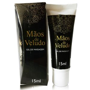 MÃOS DE VELUDO GEL SILICONADO 15ML - SECRET LOVE