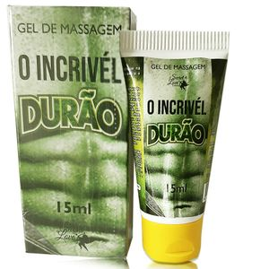 O INCRIVEL DURAO RETARDANTE E PROLONGADOR 15ML - SECRET LOVE