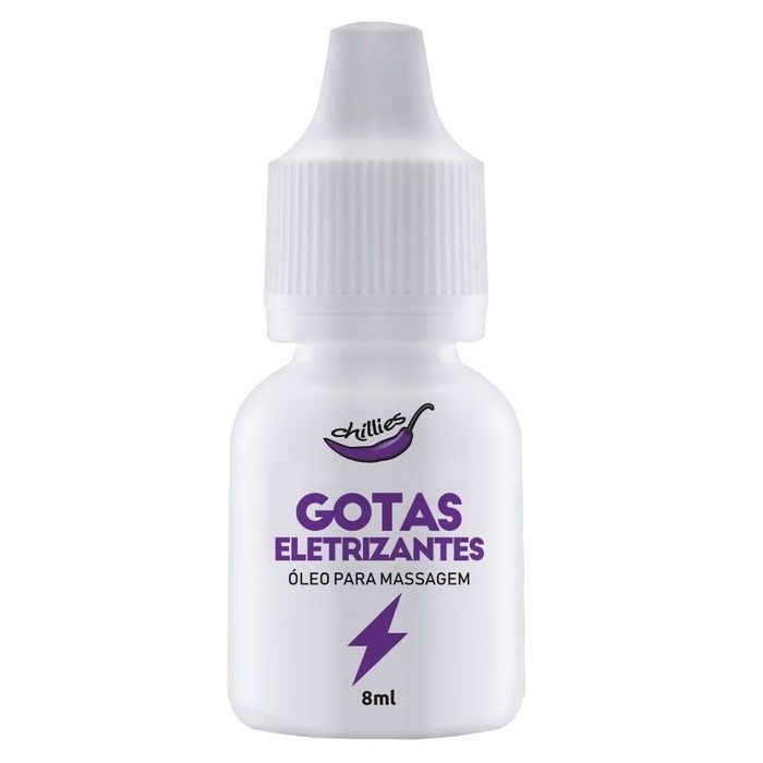 GOTAS ELETRIZANTES 8ML- CHILLIES