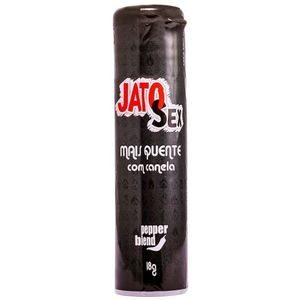 Gel Mais Quente com Canela  Jato sex 18ml -  Pepper Blend