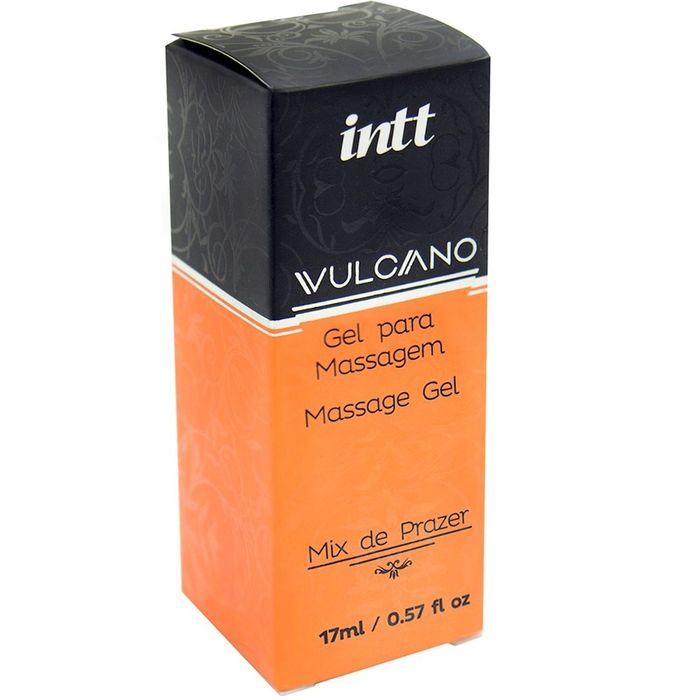 Vulcano Excitante Unissex 17ml Intt
