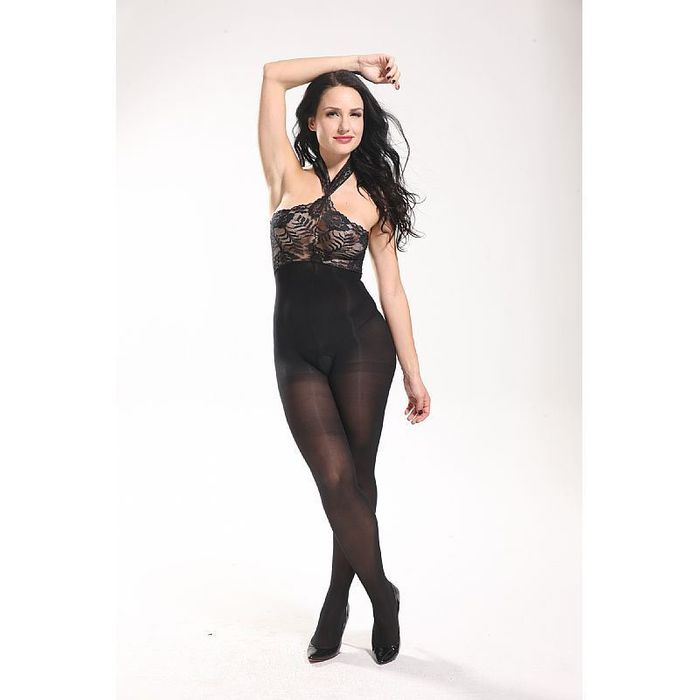 Bodystocking Macacão Rendado Sexy Import