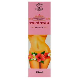 Tapa Taio Adstringente Feminino 15ml Secret Love