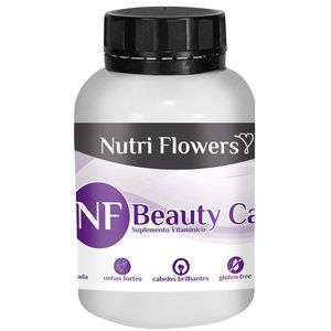 NF BEAUTY CARE 60 CÁPSULAS HOT FLOWERS