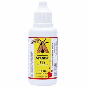 PACK 10 UNIDADES SPANISH FLY UNISSEX 15ML K-LAB