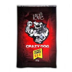 CRAZY DOG MAXIMUM POWER SEX 30G SOFT LOVE