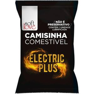 CAMISINHA FUNCIONAL ELECTRIC PLUS SOLÚVEL SOFT LOVE