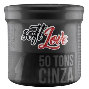 Pack 10 Unidades Triball 50 Tons De Cinza Soft Love