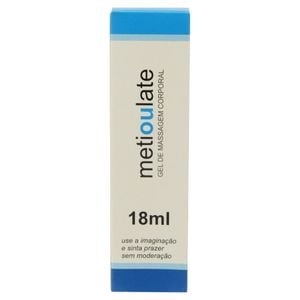 METIOULATE LUBRIFICANTE BEIJÁVEL 18ML SECRET LOVE