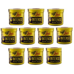 Pack 10 Triball Bolinha Funcional Intense Soft Love