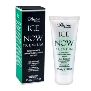 Ice Now Premium Gel Comestível 35ml Pessini