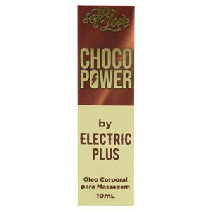 Choco Power Eletric Plus 10ml Soft Love