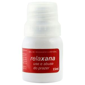 Relaxana Gel Beijável Sexo Oral 15ml Secret Love