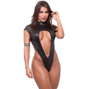 Body Com Manga Dominatrixxx