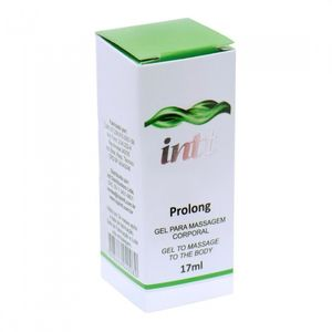 Gel Retardante de Ejaculação Prolong - 17 ml  Intt