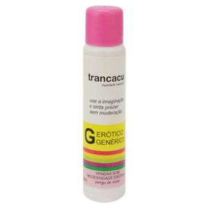 Trancacu Gel Excitante Anal 18 ML - SECRET LOVE