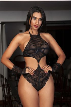 REF: 02165 IRMA DO PECADO -BODY C/ LUVA