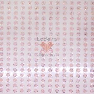 STICKER MEIA PEROLA FLOR 4MM
