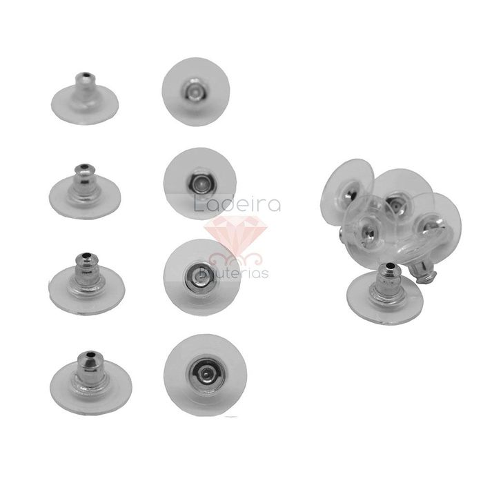 TARRACHA SUTIA DE ORELHA BASE DE METAL 2000PCS